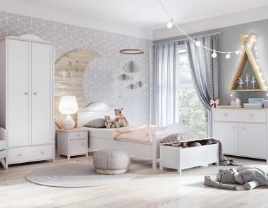 Jak urządzić mały pokój dziecięcy? – poradnik dla rodziców