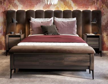 Łóżko z zagłówkiem czy bez zagłówka?