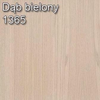 Dąb bielony 1365 - okleina dębowa