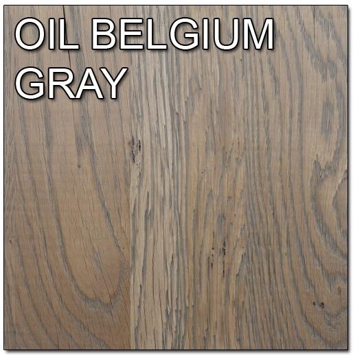 Drewno olejowane - BELGIUM GRAY