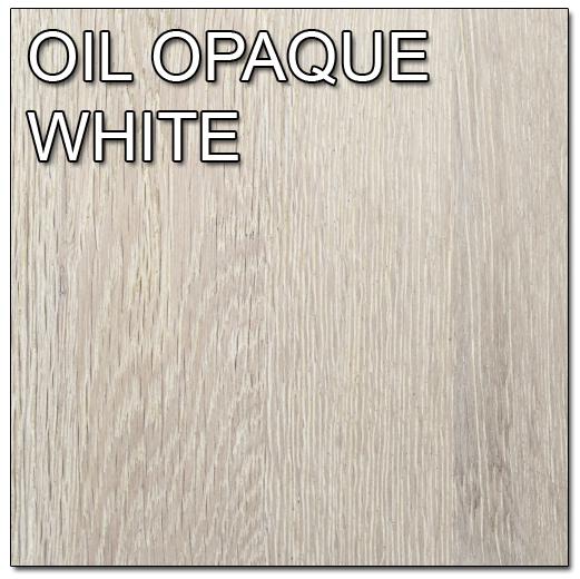 Drewno olejowane - WHITE