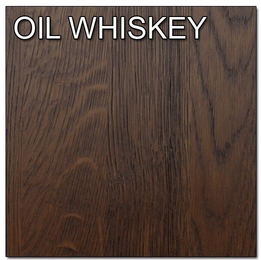 Drewno olejnowane - WHISKEY