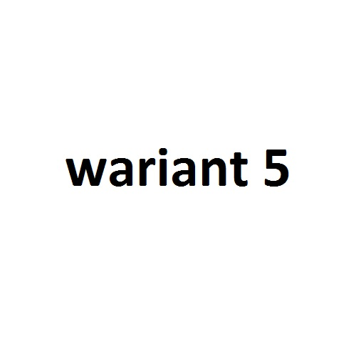 wariant 5