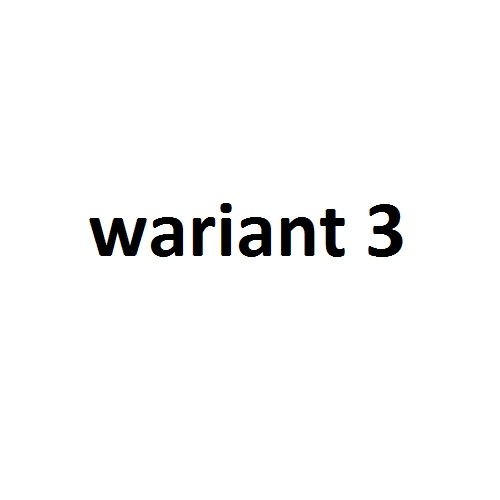 wariant 3