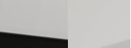Biały laminat - biały połysk