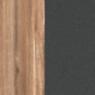 Dąb Stirling - antracyt połysk