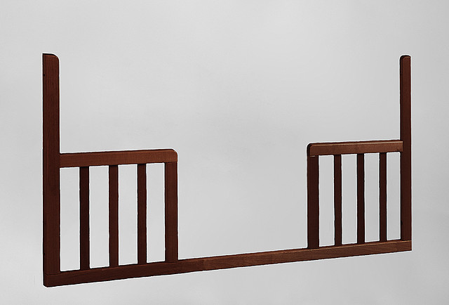 TODDLER RAIL - WALNUT